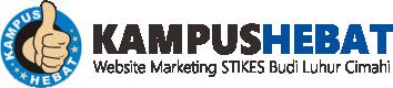 Website Marketing Kampus Hebat STIKES Budi Luhur Cimahi